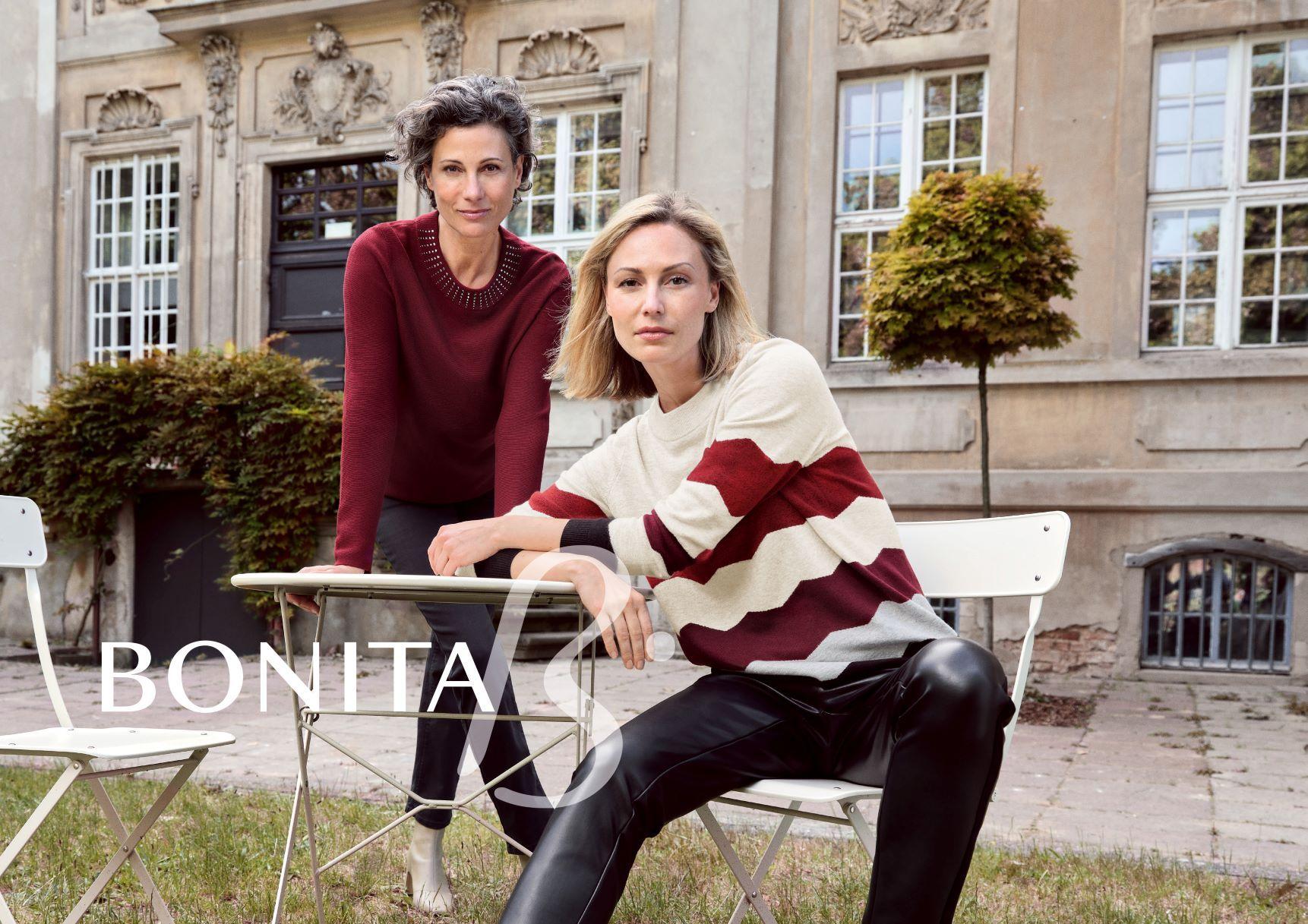 Herbstmode bei Bonita