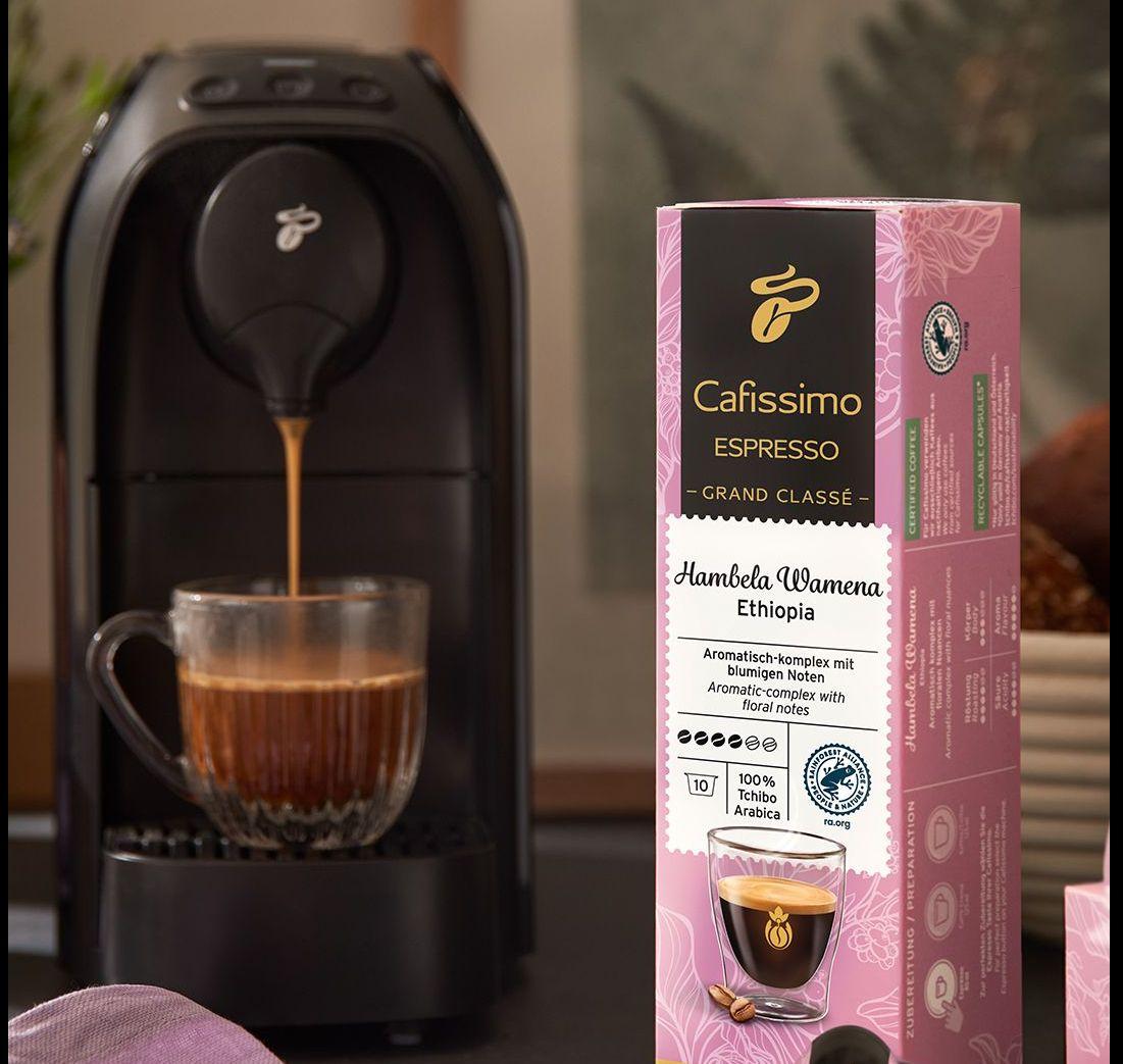 Äthiopisches Kaffee-Feeling bei Tchibo!